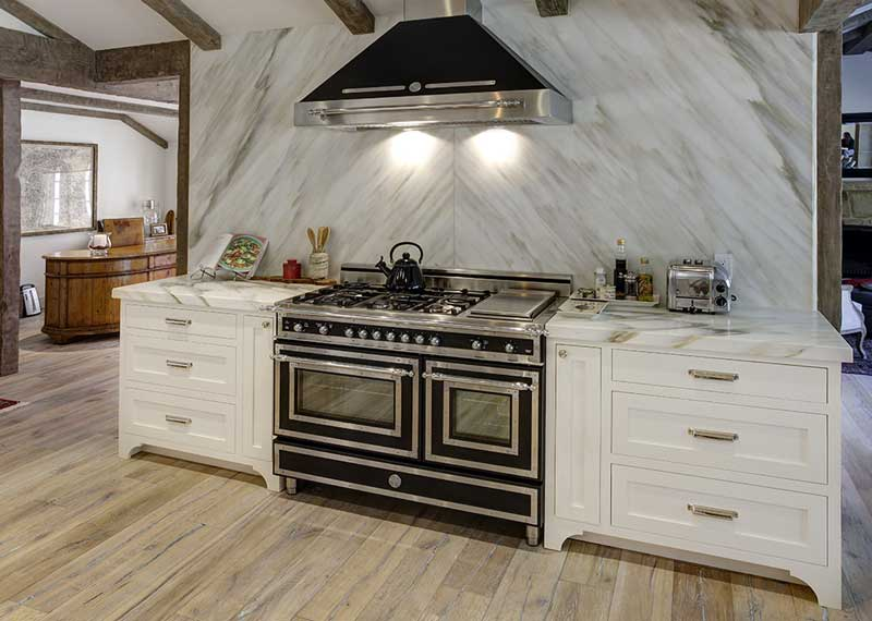 Santa Barbara Style Kitchen Remodel
