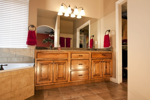 Santa Barbara Bathroom Design · Master Bath Remodel