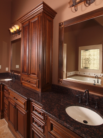 Santa Barbara Bathroom Design