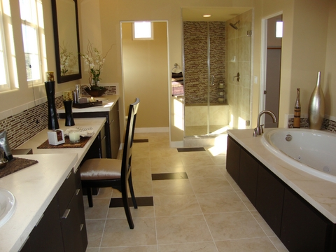 Santa Barbara Bathroom Design