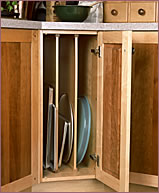 Tray Base Cabinet