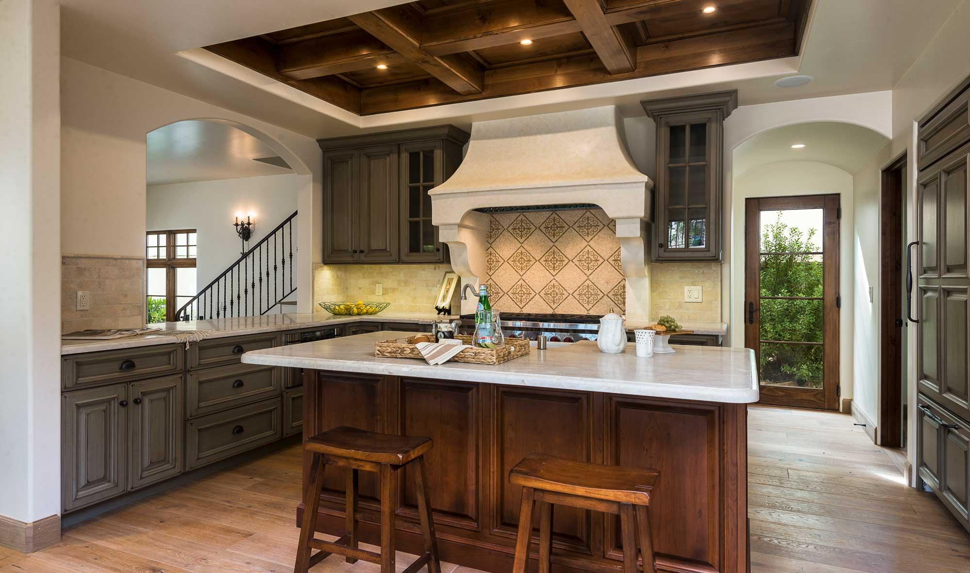 Montecito kitchens a santa barbara montecito kitchen - Kitchen remodeling and design ...