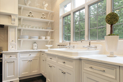 Santa Barbara Kitchen Cabinet Planning and Design